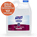 PURELL Foodservice Surface Sanitizer, 1 Gallon Refill. MFID: 4341-04
