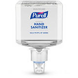 PURELL Healthcare Advanced Hand Sanitizer Foam, 1200mL Refill for ES4 Dispensers. MFID: 5053-02
