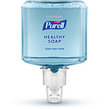 PURELL Healthcare HEALTHY SOAP Ultra Mild Foam, 1200mL Refill for PURELL ES4 Soap Dispensers. MFID: 5075-02