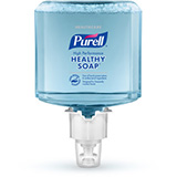 PURELL Healthcare CRT HEALTHY SOAP High Performance Foam, 1200mL Refill for PURELL ES4 Soap Dispensers. MFID: 5085-02