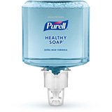 PURELL Healthcare HEALTHY SOAP Ultra Mild Lotion Handwash, 1200mL Refill for PURELL ES4 Soap Dispensers. MFID: 5093-02