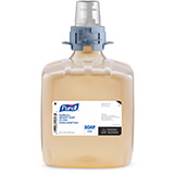 PURELL Healthcare HEALTHY SOAP 2.0% CHG Antimicrobial Foam, 1250mL Refill for PURELL CS4 Soap Dispensers. MFID: 5181-03