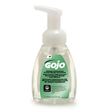 GOJO Green Certified Foam Hand Cleaner, 7.5 fl oz Foamer Bottle with Pump. MFID: 5715-06