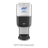 PURELL ES6 Hand Sanitizer Dispenser for PURELL Hand Sanitizer, Graphite. MFID: 6424-01