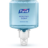 PURELL Healthcare HEALTHY SOAP Gentle & Free Foam, 1200mL Refill for PURELL ES6 Soap Dispensers. MFID: 6472-02