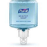 PURELL Professional HEALTHY SOAP Fresh Scent Foam, 1200mL Refill for PURELL ES6 Soap Dispensers. MFID: 6477-02