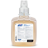 PURELL Healthcare HEALTHY SOAP 2.0% CHG Antimicrobial Foam, 1200mL Refill for PURELL CS6 Soap Dispensers. MFID: 6581-02