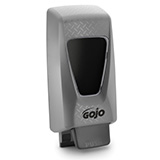 GOJO PRO TDX 2000 Push-Style Dispenser for GOJO Hand Cleaner or Soap. MFID: 7200-01