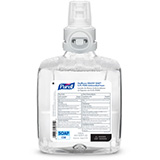 PURELL Healthcare HEALTHY SOAP 0.5% PCMX Antimicrobial Foam, 1200mL Refill for PURELL CS8 Soap Dispensers. MFID: 7878-02