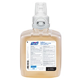 PURELL Healthcare HEALTHY SOAP 2.0% CHG Antimicrobial Foam, 1200mL Refill for PURELL CS8 Soap Dispensers. MFID: 7881-02