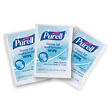 PURELL Cottony Soft Hand Sanitizing Wipes, 1000 Individually-Packed Wipes. MFID: 9026-1M