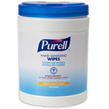 PURELL Hand Sanitizing Wipes, 270 Count Eco-Fit Canister. MFID: 9113-06