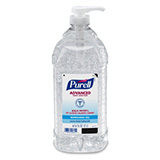 PURELL Advanced Hand Sanitizer Refreshing Gel, 2 Liter Economy Size Pump Bottle. MFID: 9625-04