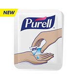 PURELL SINGLES Advanced Hand Sanitizer Single-Use Gel Packets (0.04 oz), Bulk. MFID: 9630-2M-NS