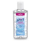 PURELL Advanced Hand Sanitizer Refreshing Gel, 4 fl oz Flip Cap Bottle. MFID: 9651-24