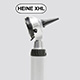 HEINE BETA 400 XHL Fiber Optic Otoscope Head. MFID: B-002.11.400