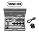 HEINE BETA 200 Fiber Optic Otoscope Set. B-141.27.388