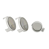 HEINE Polarization filter P2 for LoupeLight 2 and HR Loupes. MFID: C-000.32.535