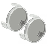 HEINE Spare Polarization filter P2 for HR Loupes Mounted on LoupeLight 2 & ML4 Headlights (1 pair). MFID: C-000.32.536