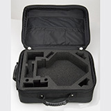 HEINE COMBI Carrying Case for ML4 Headlights & Loupe Sets. MFID: C-079.04.000
