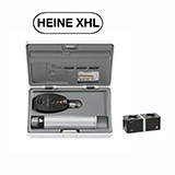HEINE BETA 200 XHL Ophthalmoscope Set, BETA 4 NT Rechargeable Handle, NT 4 Table Charger. MFID: C-144.23.420