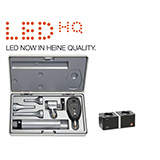 HEINE G100 LED Veterinary Slit Illumination Set, BETA 200 LED Ophthalmoscope. G-148.24.420
