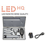 HEINE G100 LED Veterinary Slit Illumination Set, BETA 200 LED Ophthalmoscope. G-148.28.388