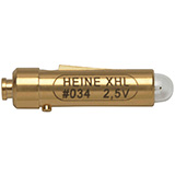 HEINE XHL Bulb for: Alpha+, Mini 2000 Dermatoscope- 2.5V. MFID: X-001.88.034