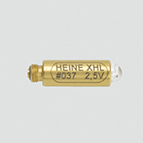 HEINE XHL Bulb for: alpha+ F.O. Otoscope, alpha+ Tongue blade holder- 2.5V. MFID: X-001.88.037