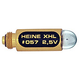 HEINE XHL Bulb for: mini 3000 Laryngeal Mirror- 2.5V. MFID: X-001.88.057