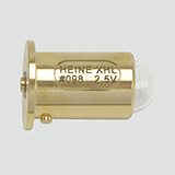 HEINE XHL Bulb for: alpha+ HSL 150 Hand-held Slit Lamp- 2.5V. MFID: X-001.88.098