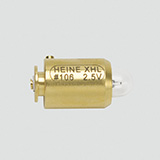 HEINE XHL Bulb for: mini 3000 Ophthalmoscope- 2.5V. MFID: X-001.88.106
