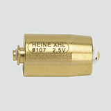 HEINE XHL Bulb for: mini 3000 Cliplamp, mini 3000 Combi Lamp- 2.5V. MFID: X-001.88.107