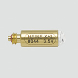 HEINE XHL Bulb for: BETA200, BETA 400, K180 Otoscopes, Finoff, Nasal Illuminator, Multi-Purpose Illuminator- 3.5V-TL. MFID: X-002.88.044