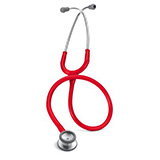 Littmann II Pediatric Stethoscope Red 2113R