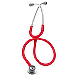 3M Littmann Classic II Infant Stethoscope, Red Tube. MFID: 2114R
