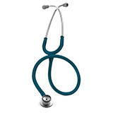 3M Littmann Classic II Infant Stethoscope, Caribbean Blue Tube. MFID: 2124