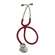 3M Littmann Lightweight II SE Stethoscope, Burgundy Tube. MFID: 2451