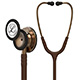 "3M Littmann Classic III Stethoscope, Copper-Finish Chestpiece, Chocolate Tube, 27"". MFID: 5809 ** FREE Identification TAG INCLUDED"