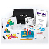 Dynamic LOTCA-G Battery (Loewenstein Occupational Therapy Cognitive Assessment) - Geriatric Version. MFID: 718262050