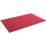 "Airex ATLAS Exercise Mat-Red 78"" x 48"" x 5/8"" (15mm). MFID: 23502"