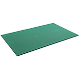 "Airex ATLAS Exercise Mat-Green 72""x49""x5/8"" (15mm). MFID: 23503"