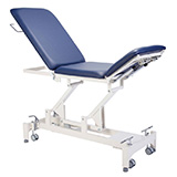 Mettler 3-Section Electric High/Lo Therapeutic Treatment Table, No Drop End. MFID: ME4400