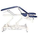 Mettler 7-Section Electric Therapeutic / Chiropractic Treatment Table. MFID: ME4700