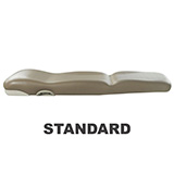 RITTER Seamless STANDARD Upholstery Top for 204 Exam Table. MFID: 002-10138