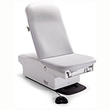 RITTER 224 High-Low Power Height Exam Table- BASE ONLY. MFID: 224-001