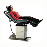 RITTER 230-002 Universal Power Procedures Chair with Receptacle (BASE ONLY). MFID: 230-002