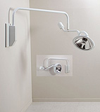 RITTER 255 LED Wall Mount Procedure Light. MFID: 255-006