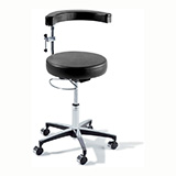 RITTER 279 Air Lift Surgeon Stool- Hand Operated. MFID: 279-001