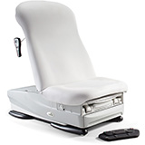 MIDMARK 626 BARRIER-FREE Exam Chair, Wired controls, Heated Upholstery Options. MFID: 626-002